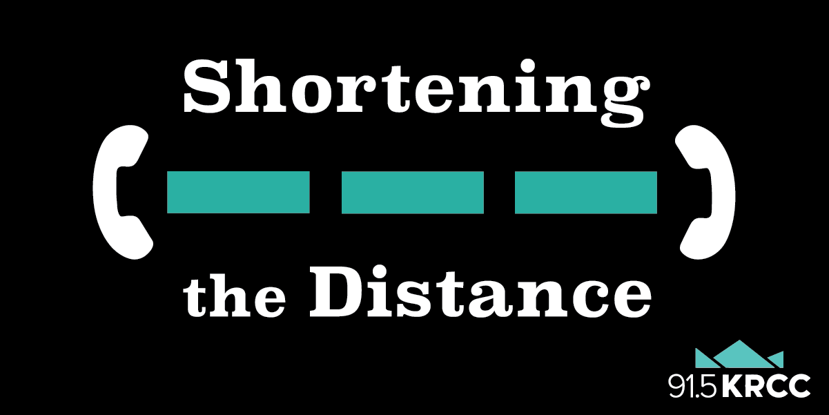 Shortening the Distance aims to bridge the gap when we're all spending so much time in our homes.
