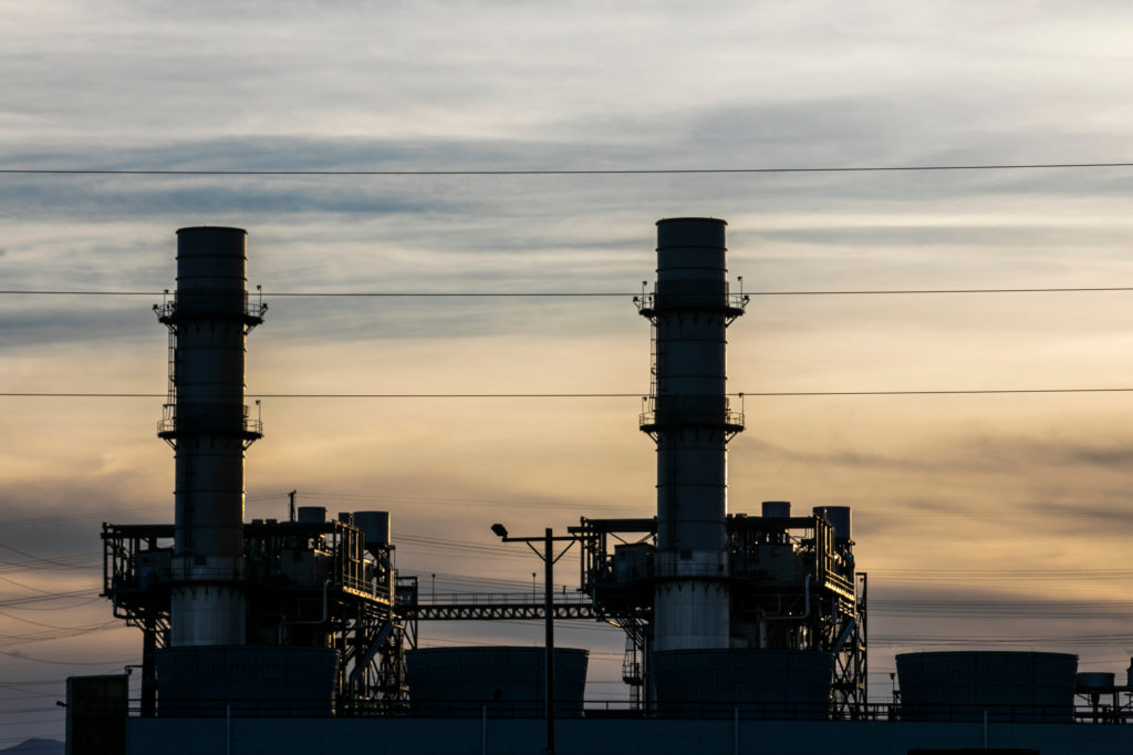 Excel Energy Cherokee Generating Station