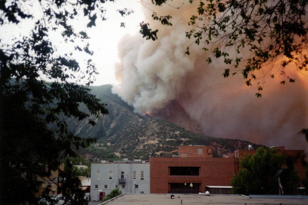 Coal Seam Fire 2002