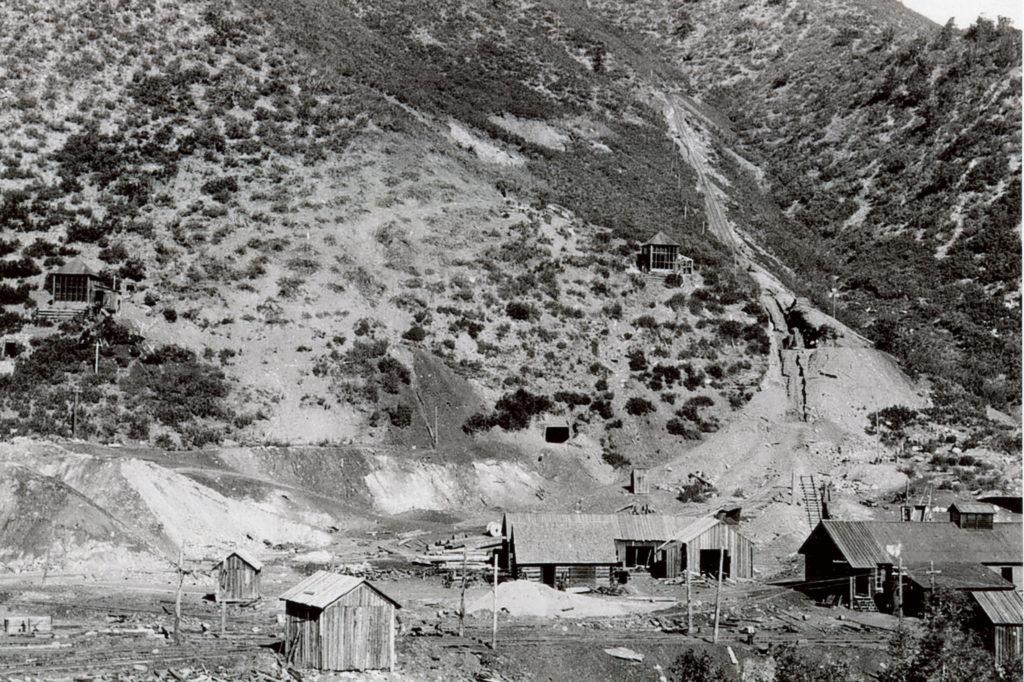 South Canyon Mine 1925