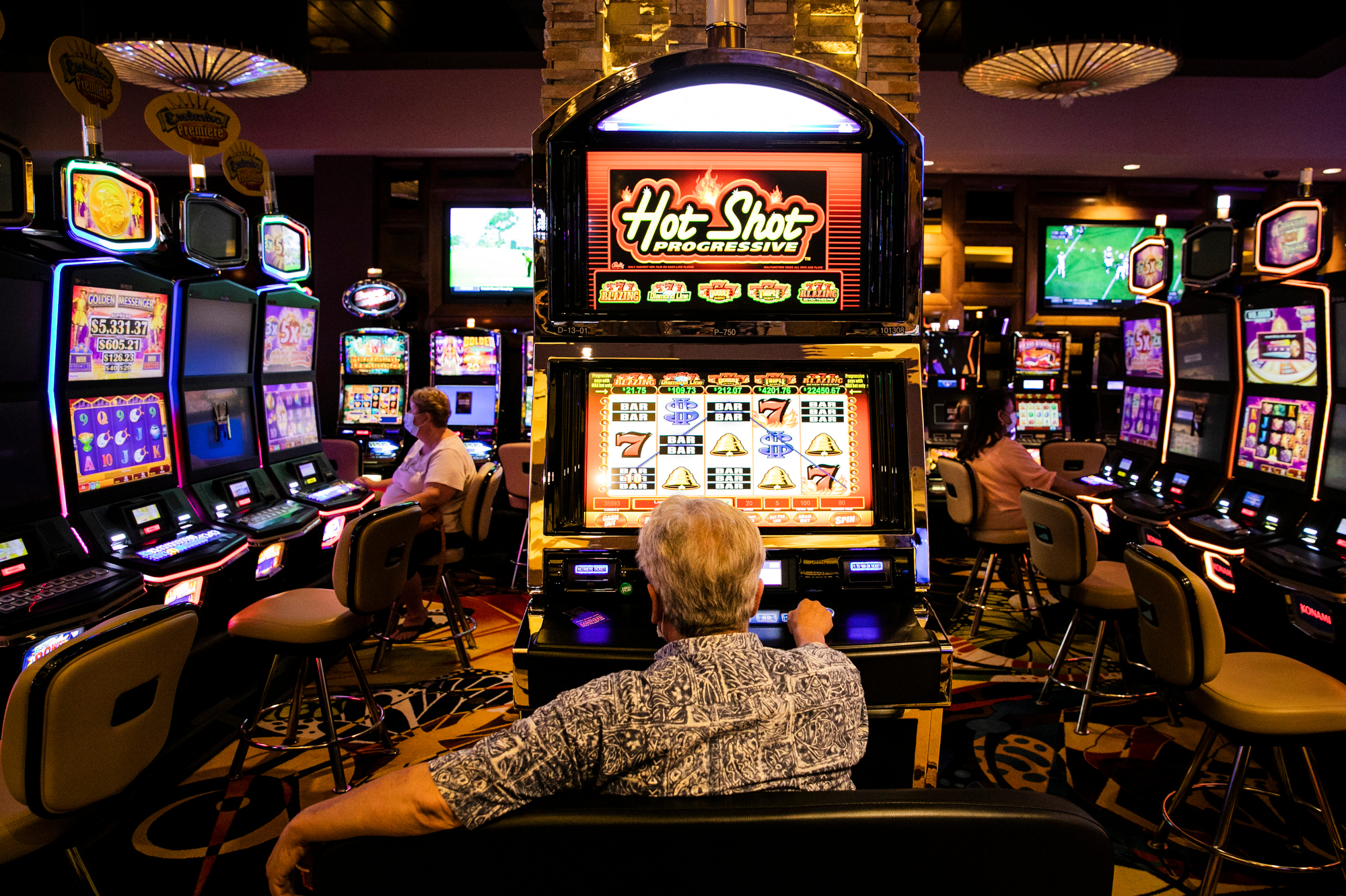 Casinos Reopen In Black Hawk And Central City Monarch