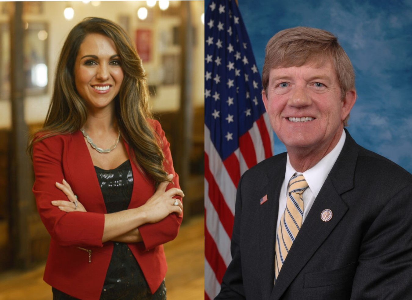 Lauren Boebert and Scott Tipton are both vying for the Republican nomination for the 3rd congressional district.