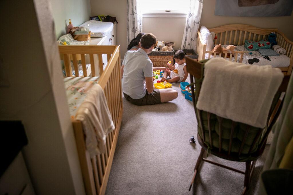 Pregnant Veronica Markley Survives COVID Delivers Baby NO FILE NO STOCK