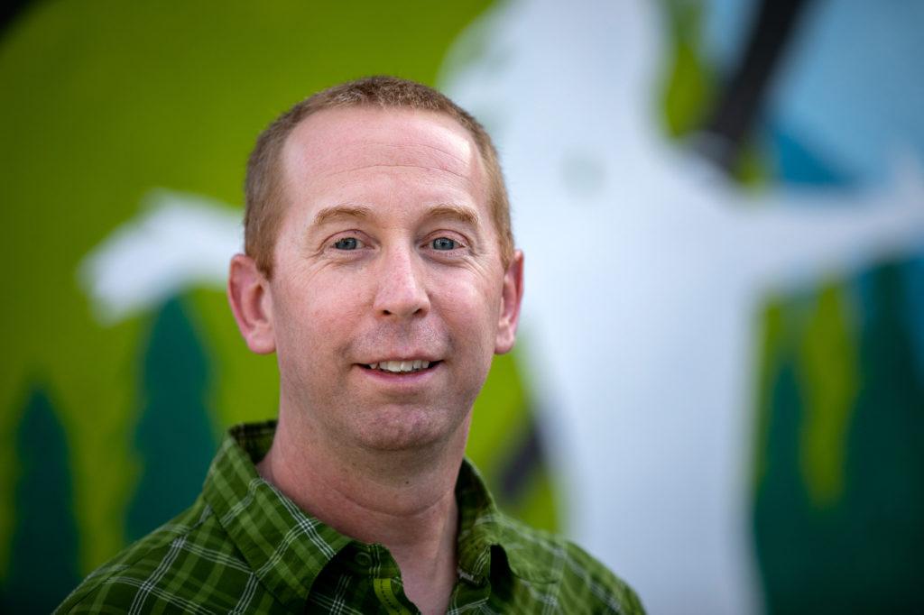 COVID Health Care Provider Portraits Aaron Carter-Larocque