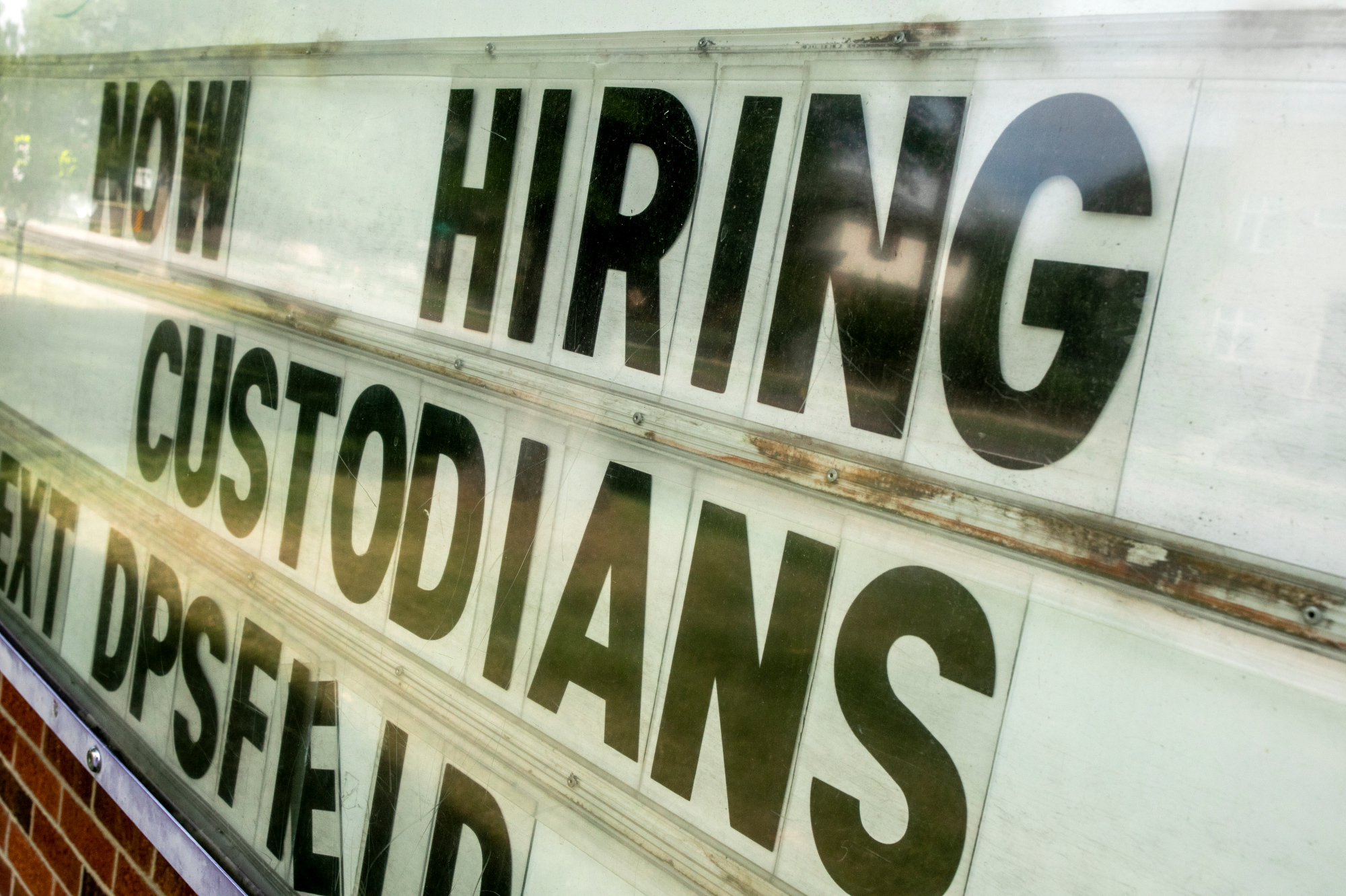 DPS Hiring Custodians Employment Unemployment