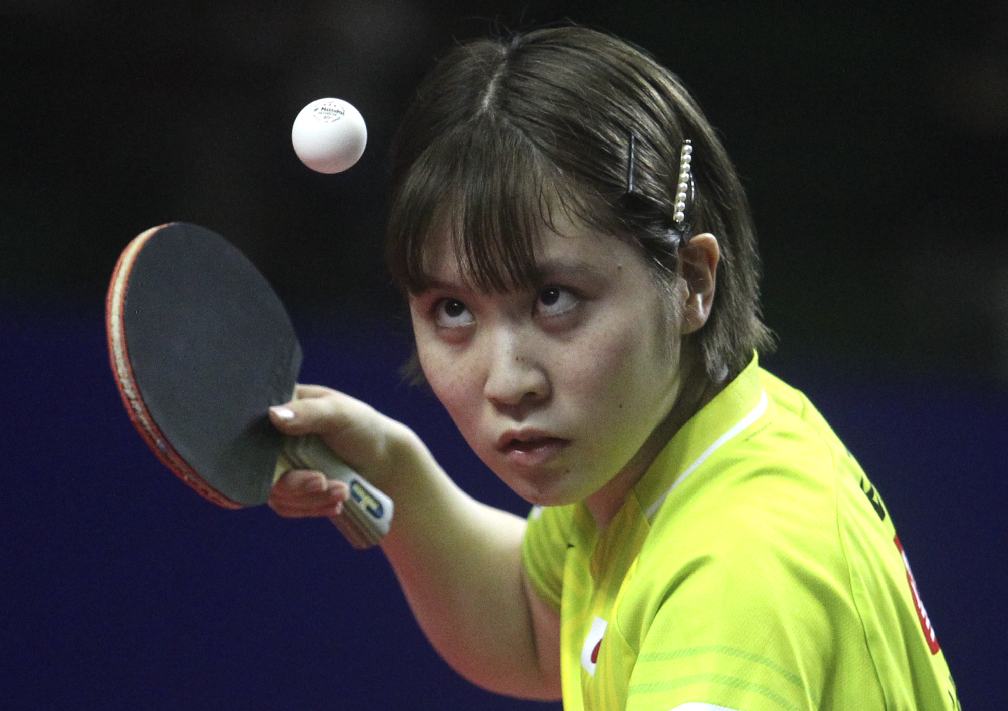 Indonesia Table Tennis