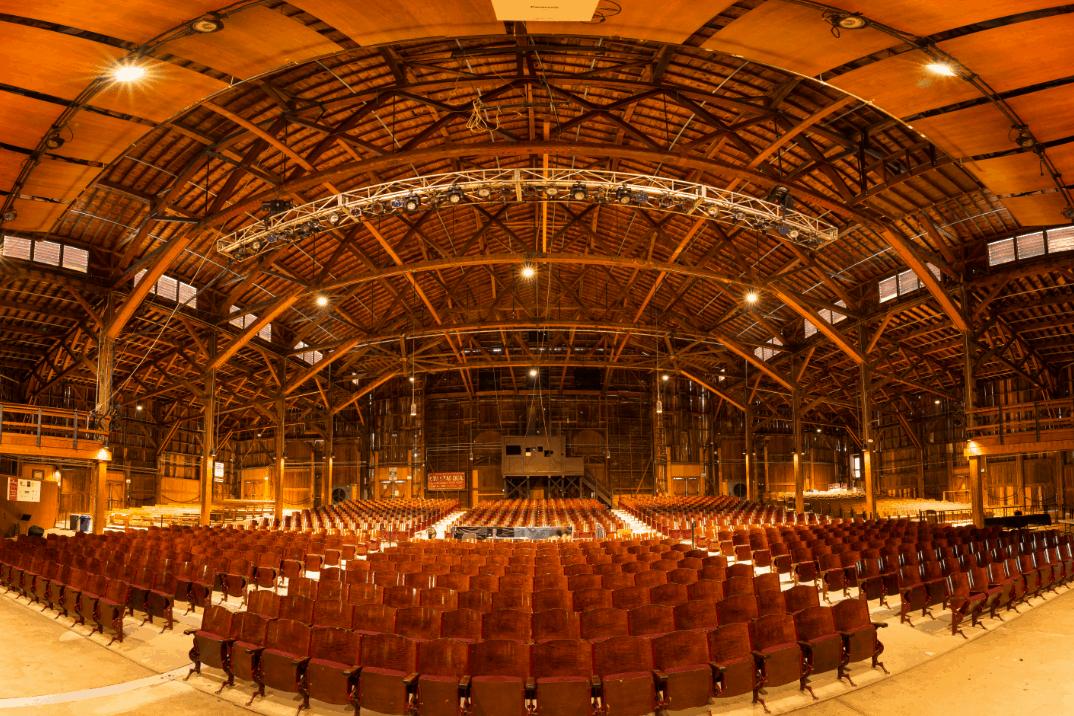 Chautauqua Auditorium, home of Colorado Music Festival since 1978