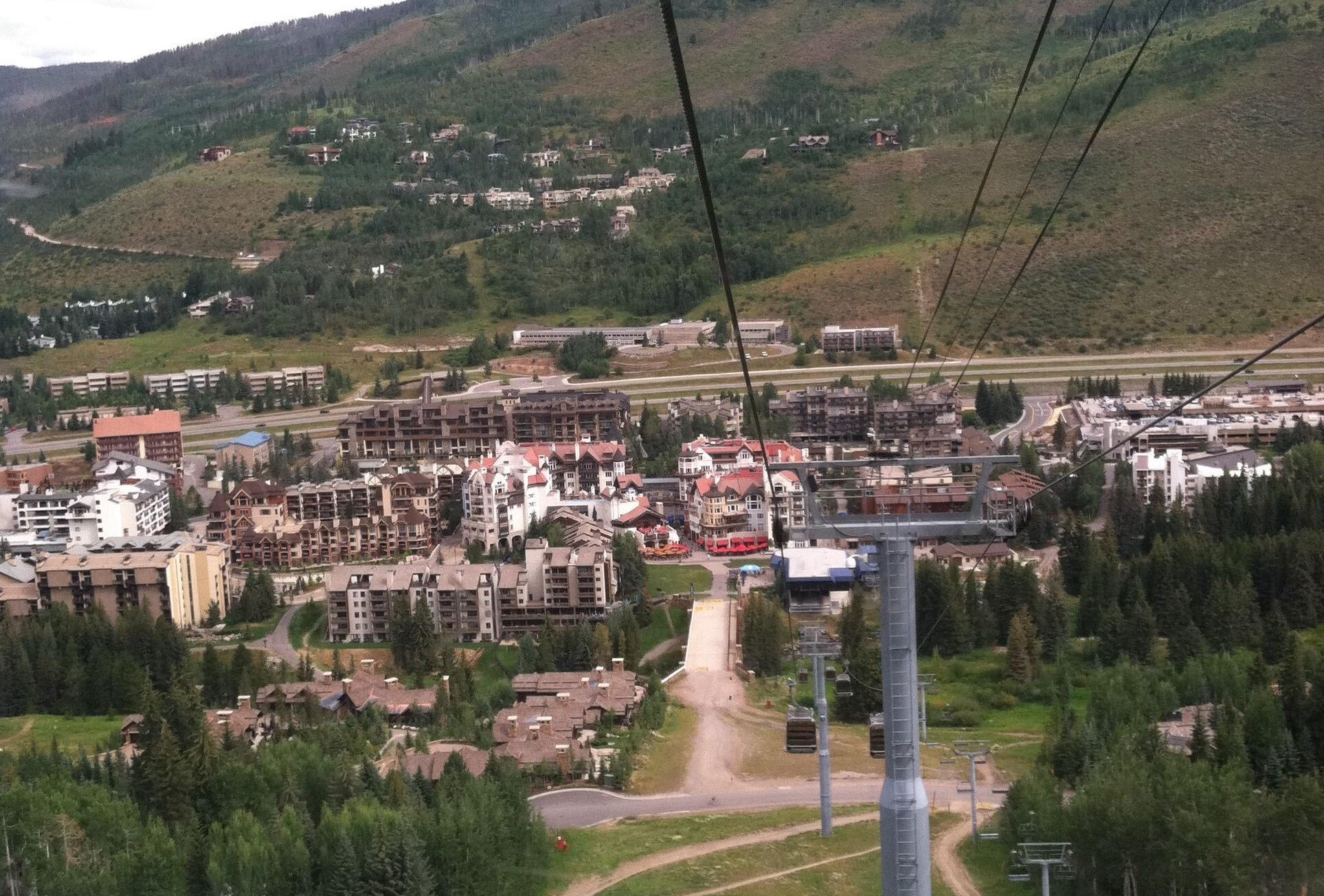 The Vail Valley
