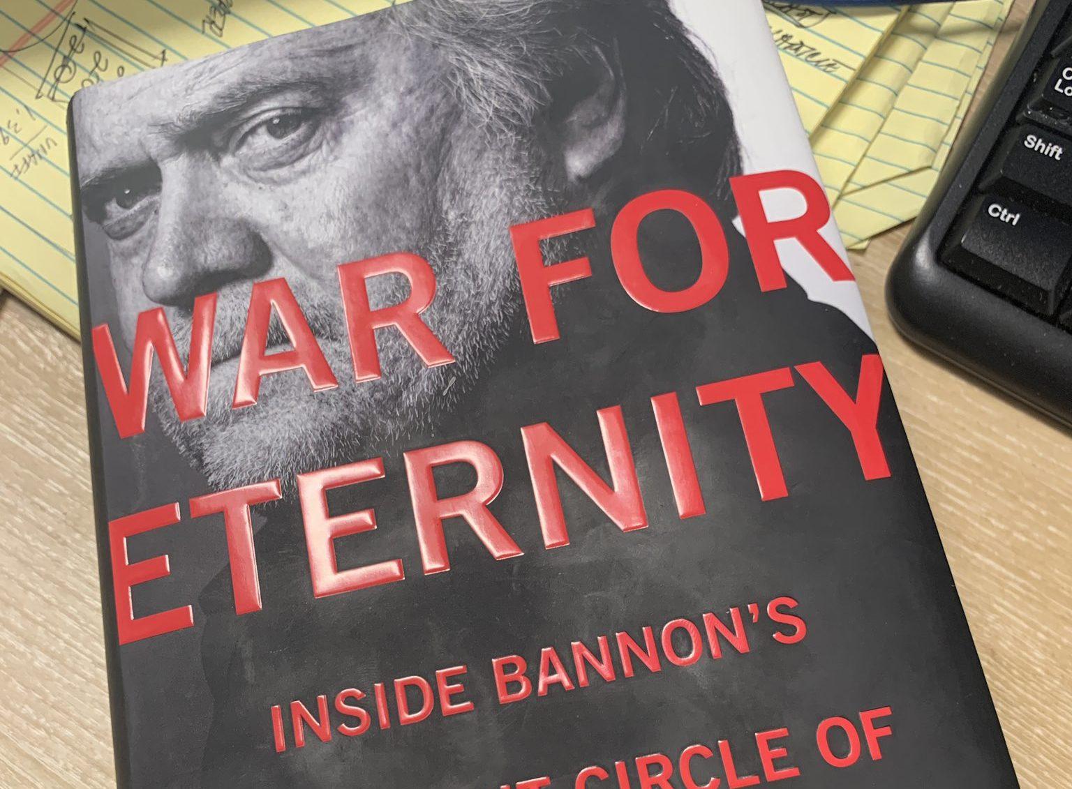 """War For Eternity"" by CU Boulder professor Benjamin Teitelbaum"
