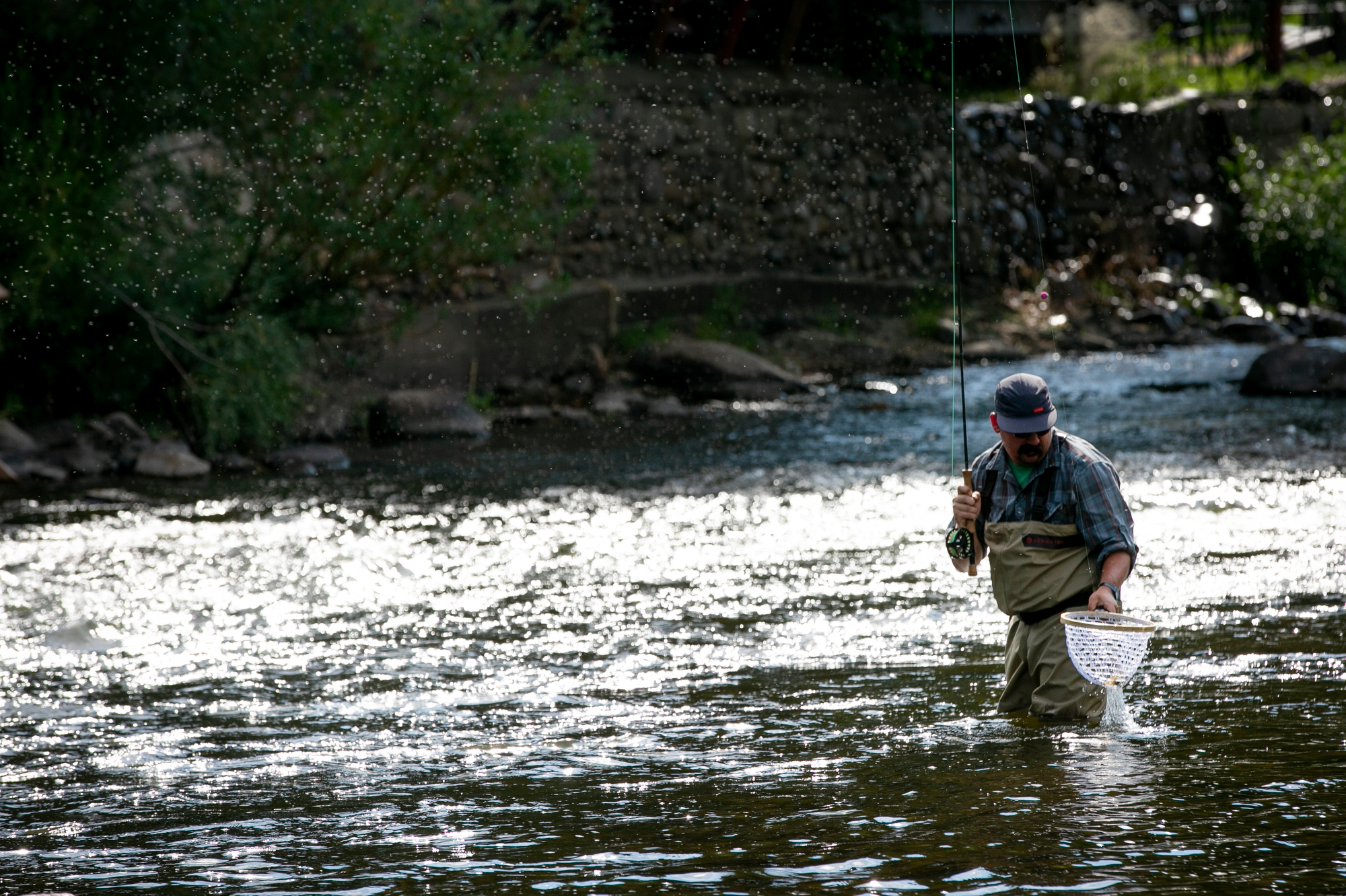 STEAMBOAT SPRINGS YAMPA RIVER SUMMER TOURISM