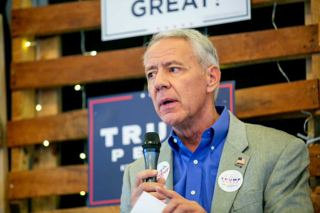 Ken Buck Trump Republican Convention Watch Party