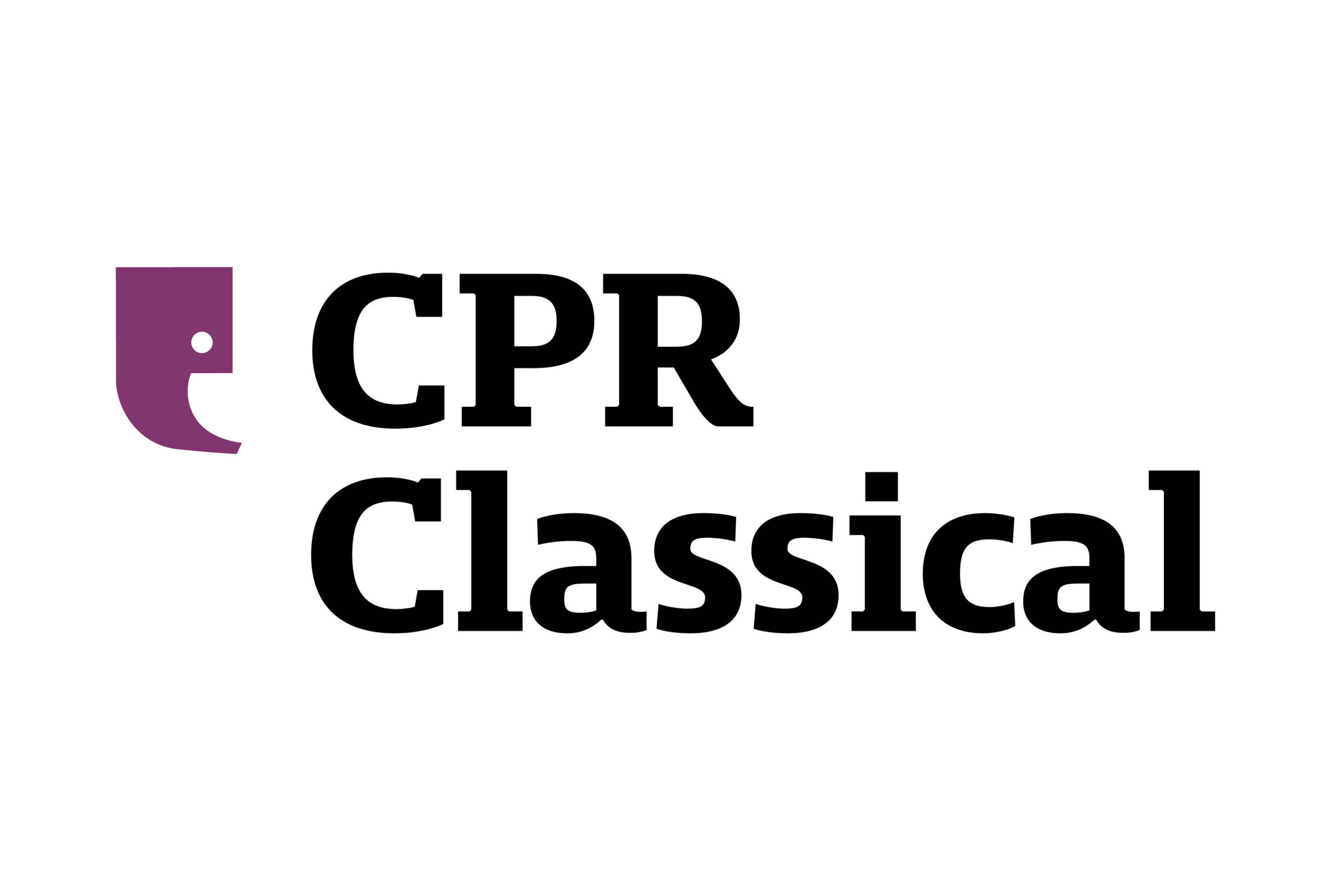 CPR Classical logo stacked 3x2