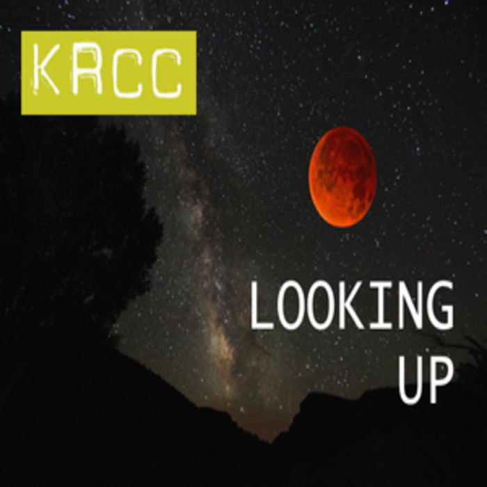 Looking Up Podcast logo