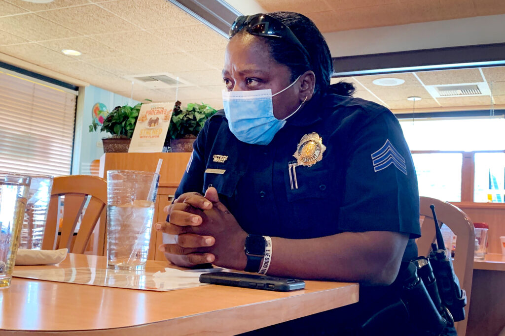 POLICE OFFICERS OF COLOR HAVARD