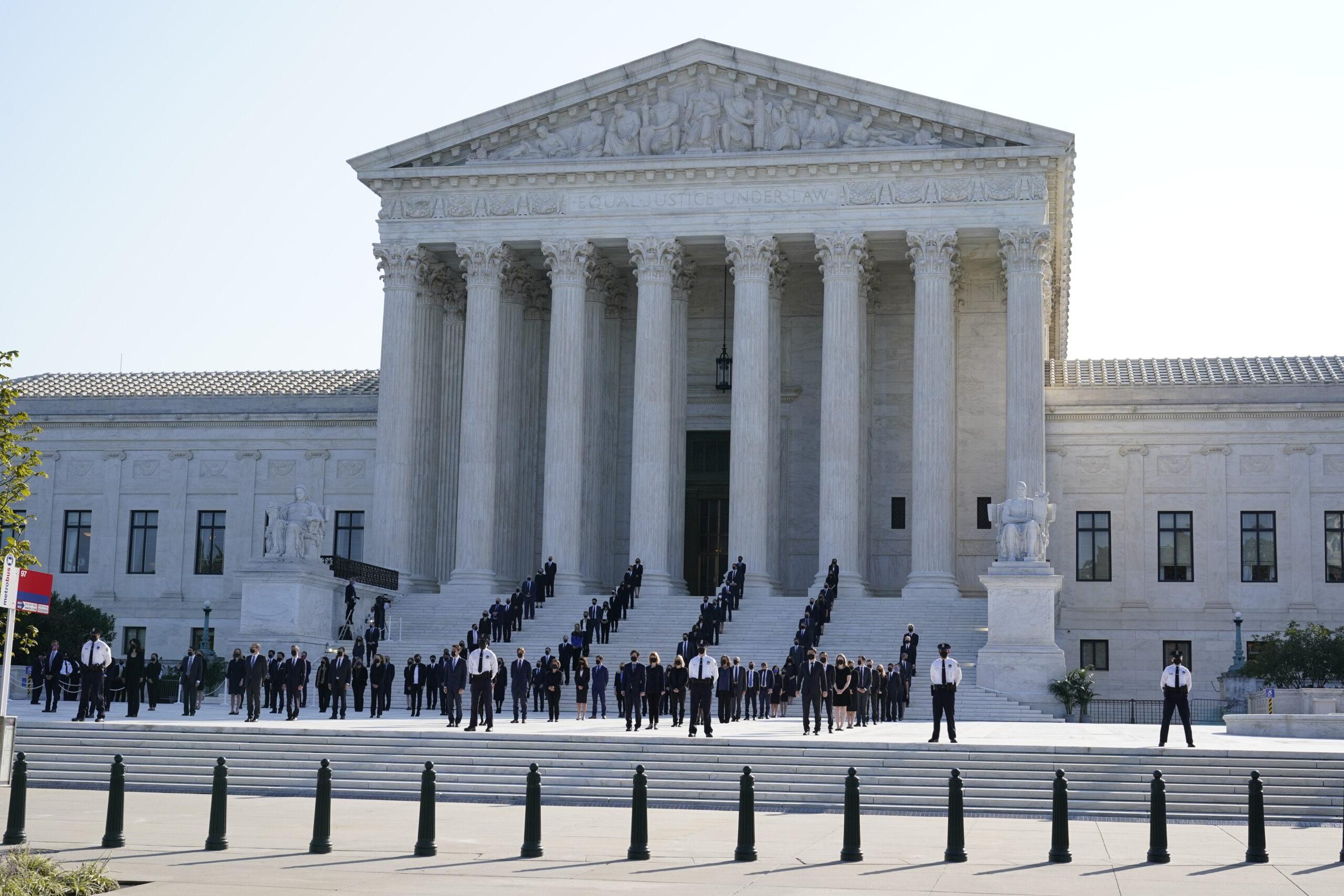Supreme Court Ginsburg