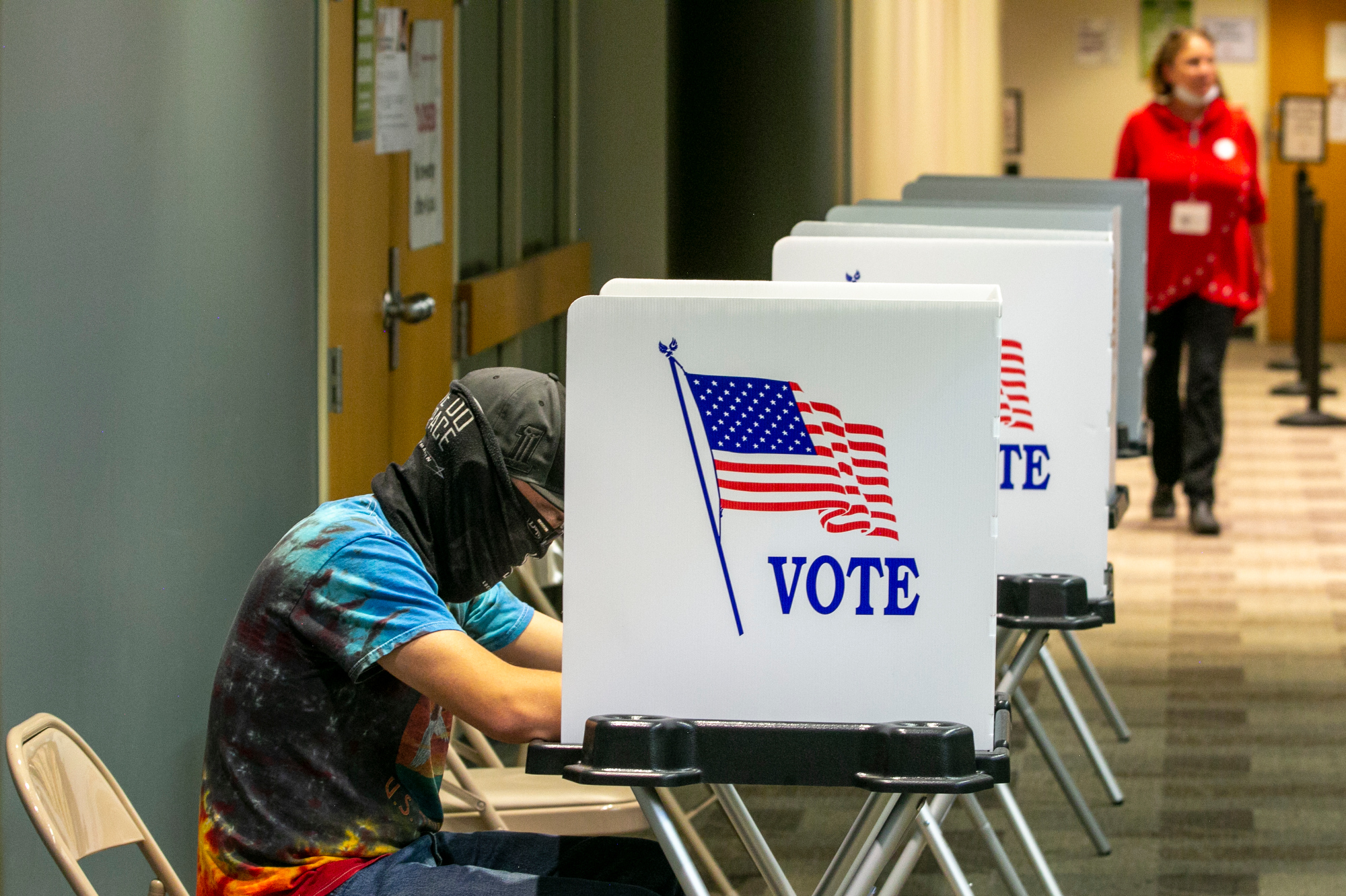ELECTION-DAY-LITTLETON-VOTING