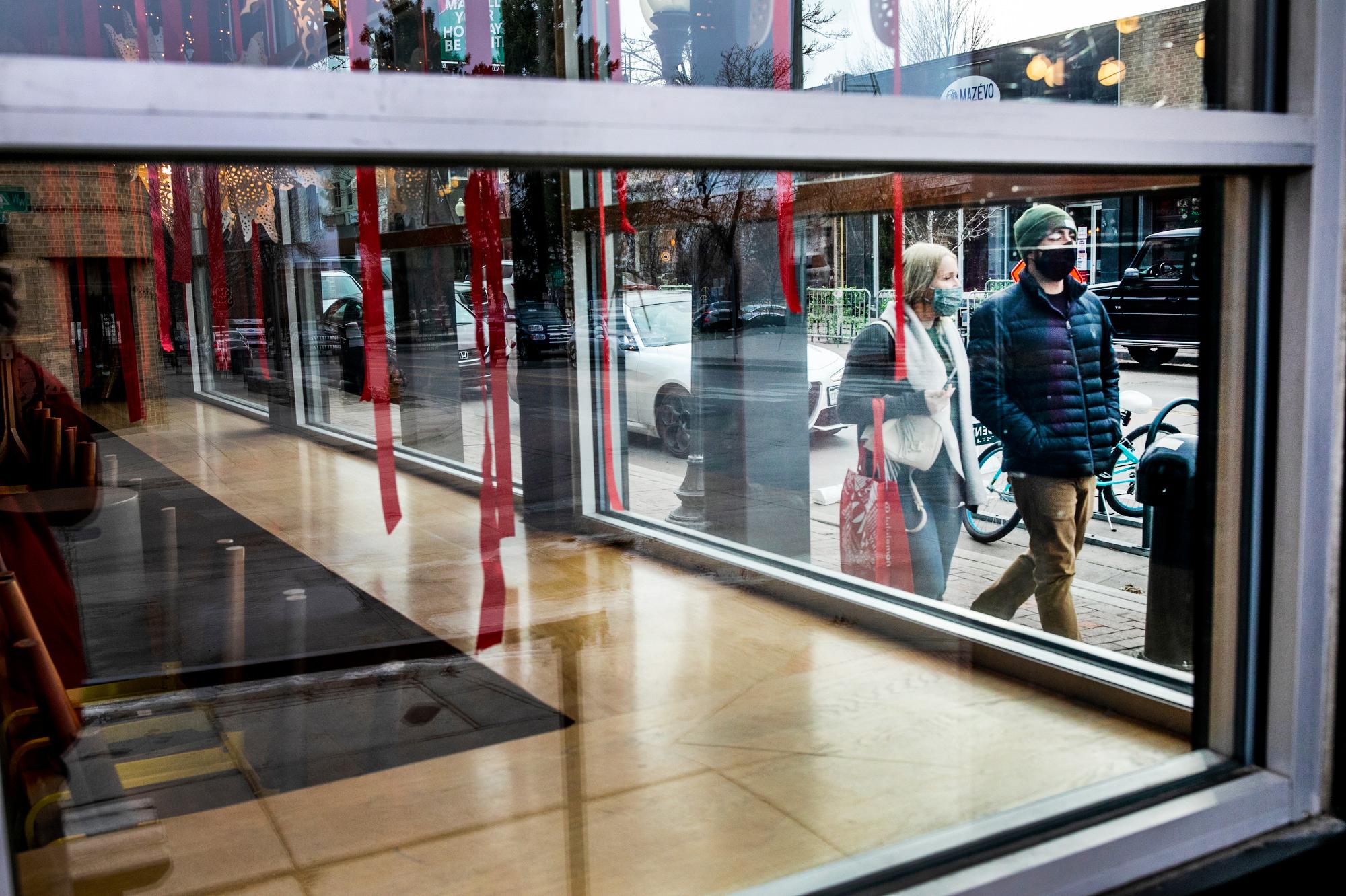 A Blip, Not A Surge: How Colorado Dodged A Holiday Coronavirus Tsunami