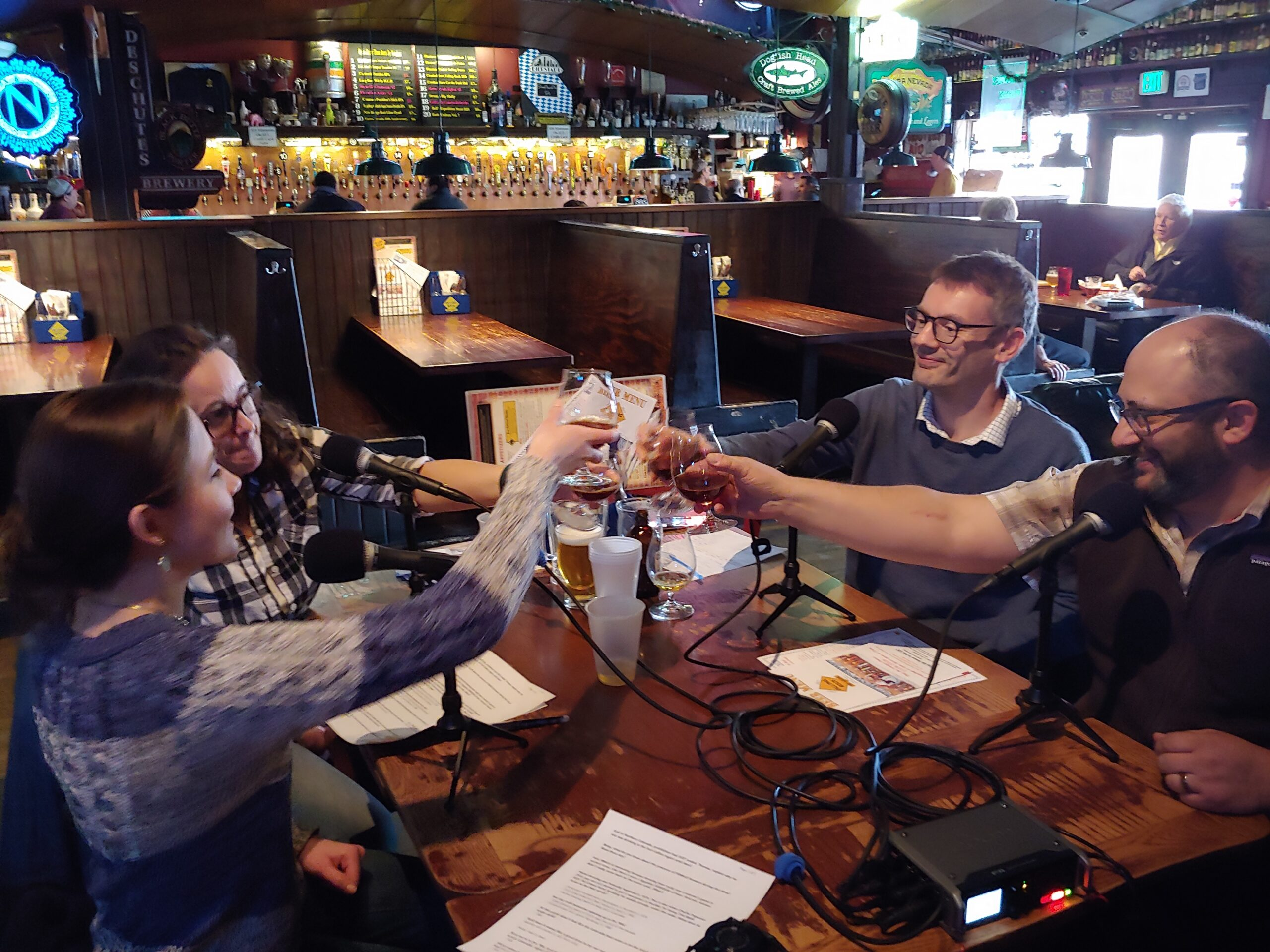 Host Avery Lill spoke with Betsy Lay of Lady Justice Brewing, former CSU historian Thomas Cauvin, and author Jonathan Shikes about Colorado's beer history. They also drank some beer at Falling Rock Tap House in Denver on Feb. 26, 2020.