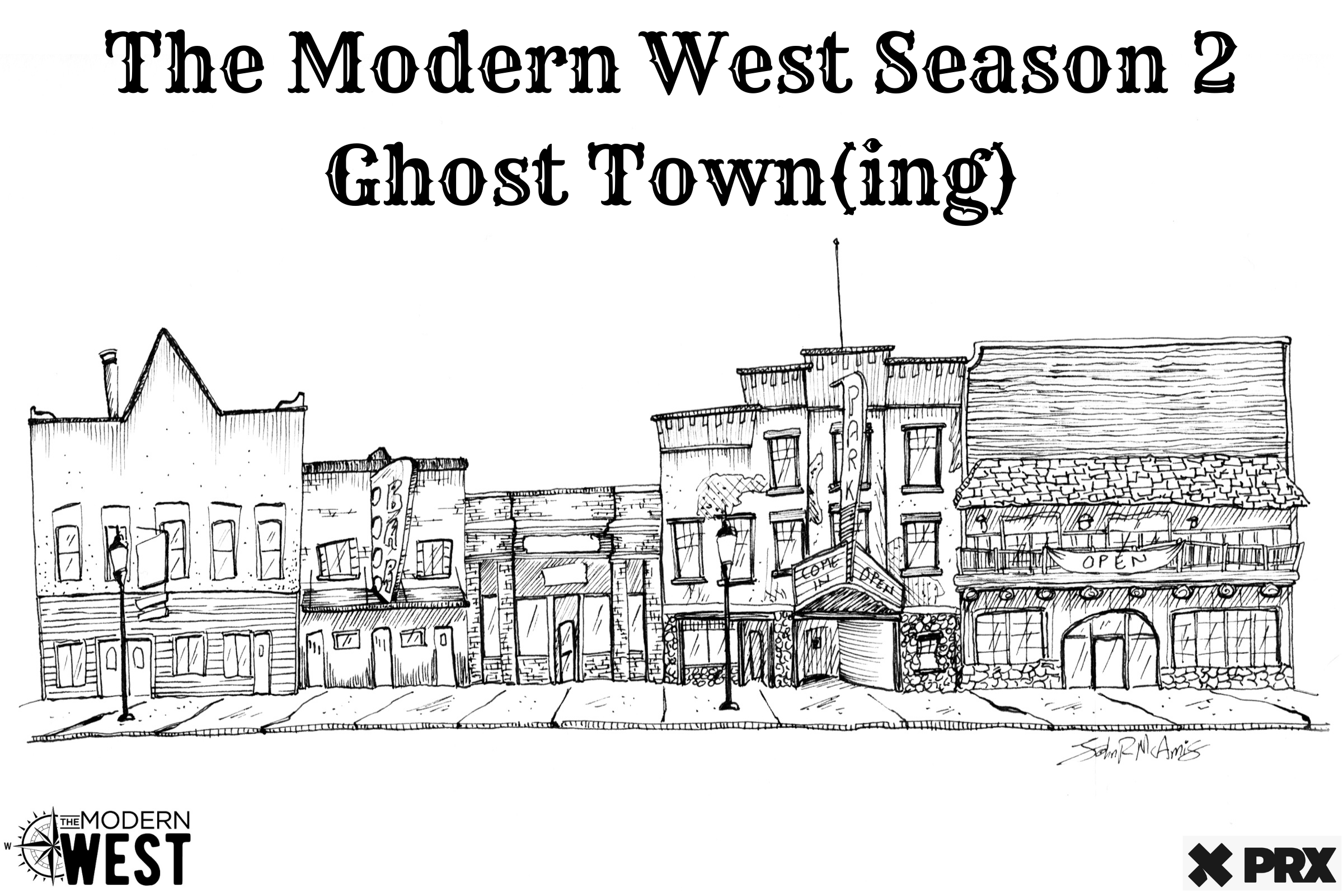 The Modern West Season 2 Cover Art