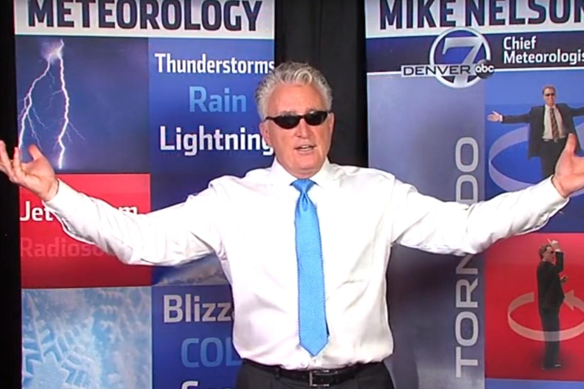 Mike Nelson Tornado Dance Climate Change