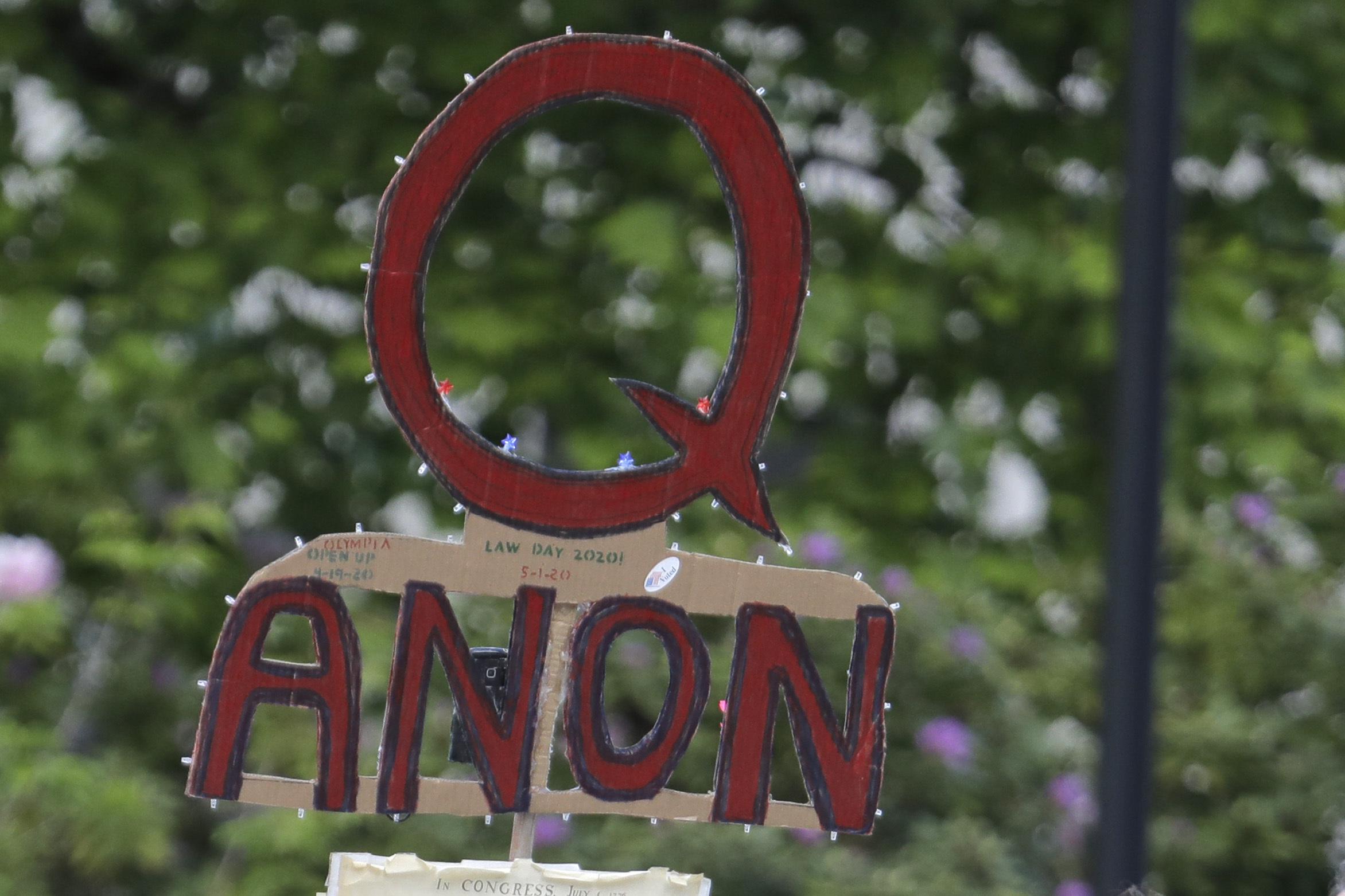 Twitter QAnon