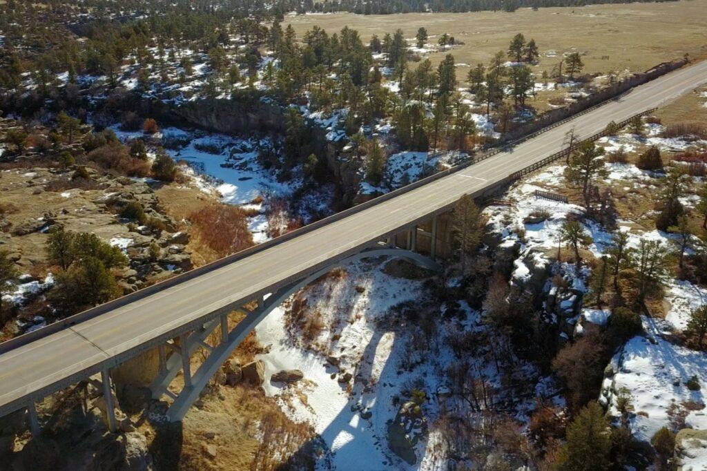 Colorado Endangered places bridges