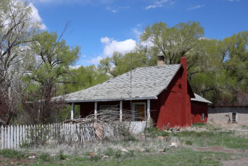 endangered places Colorado preservation Lafayette Head Ute Indian Agency