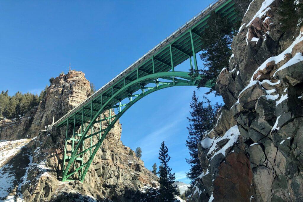 Colorado endangered places bridge