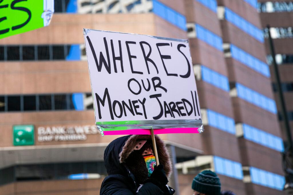 UNEMPLOYMENT-BENEFITS-PROTEST