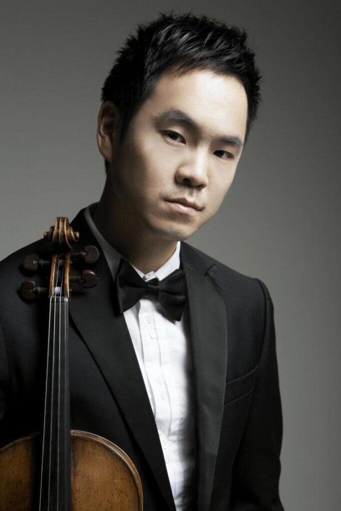 Richard O'Neill violist CU Boulder Takács Quartet Grammy