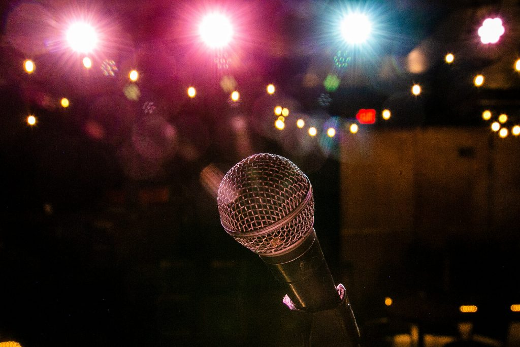 210415-COMEDY-FORT-MICROPHONE