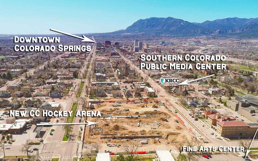 SCPMC - Building Location in Colorado Springs