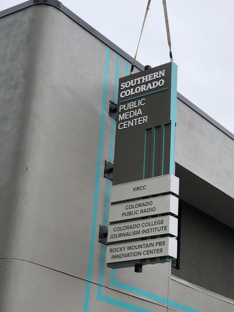 SCPMC Sign