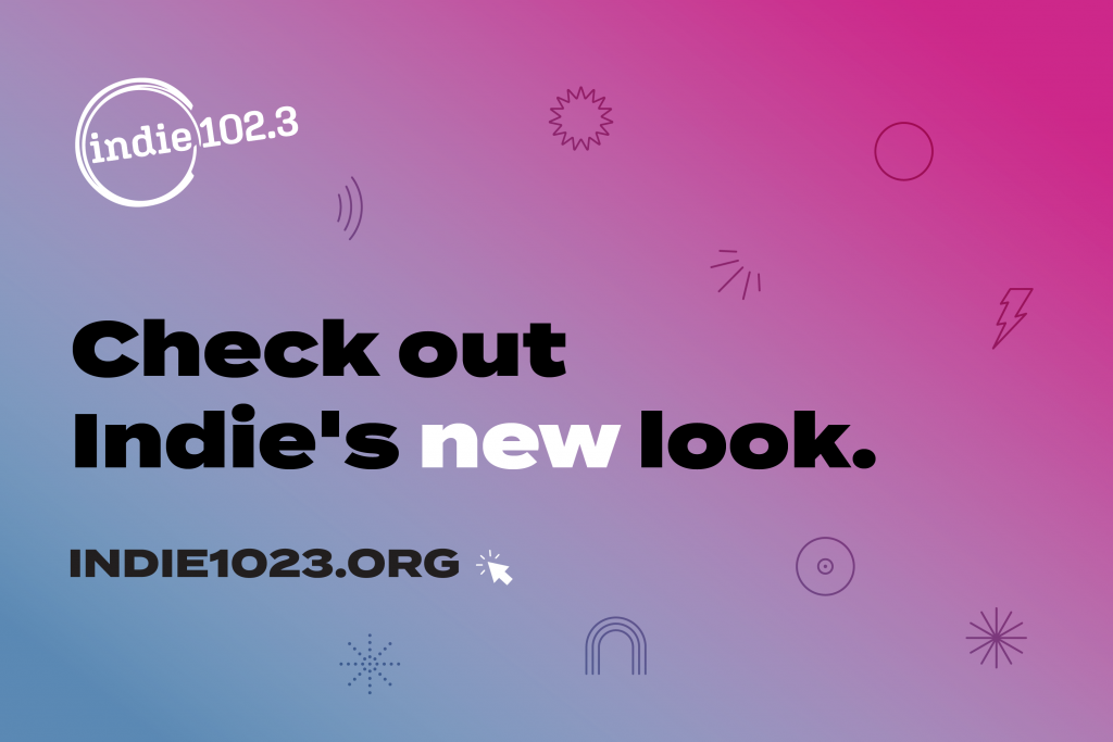 Check out Indie's new look