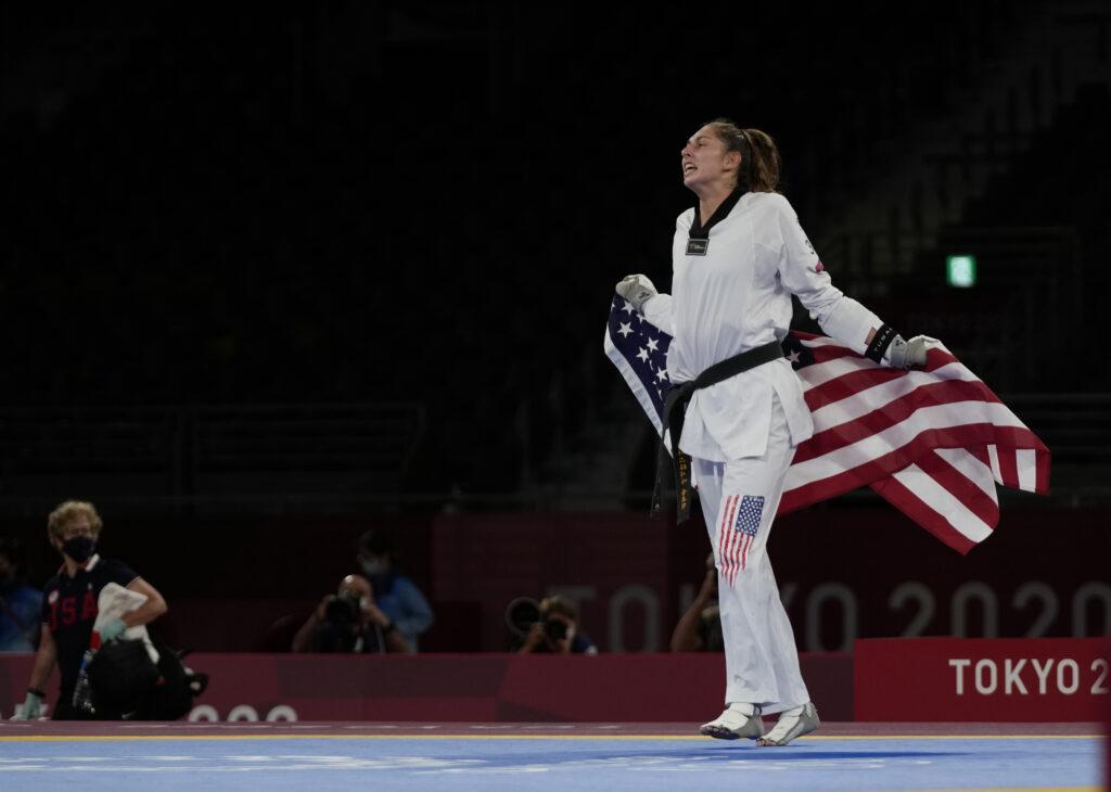 Tokyo Olympics Taekwondo